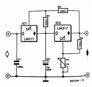 Wiring Diagram For Voltage Regulator