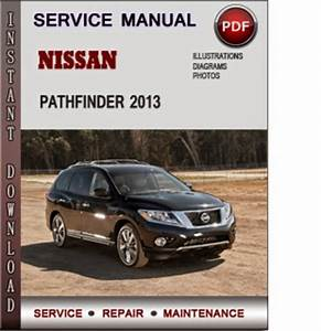 Find The Service Manual For Your Car Now   Free Service Manual For Nissan Pathfinder 1991