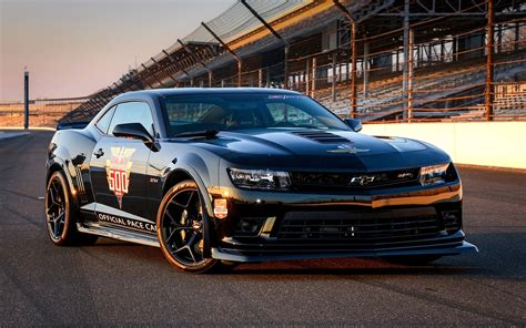 2014 Chevrolet Camaro Z28 Indy 500 Pace Car Wallpaper