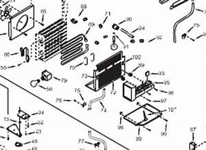680 Sub Zero Refrigerator Parts