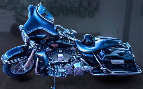 Cool 3d Wallpaper Harley Davidson