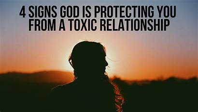 God Relationship Signs Protecting Toxic Proverbs Applygodsword