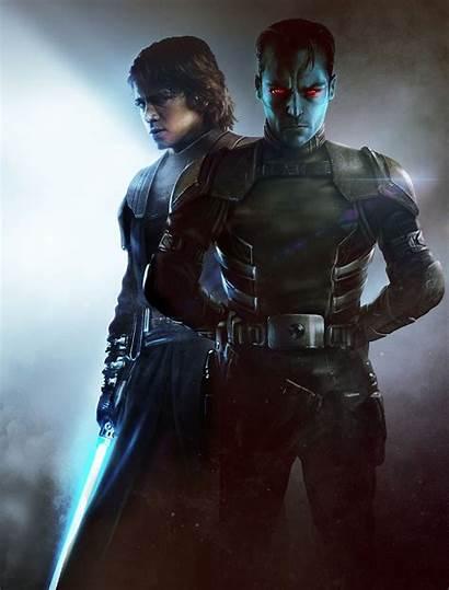 Thrawn Wars Star Alliances Admiral Grand Fan
