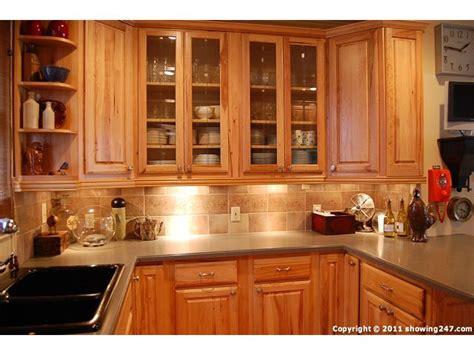 oak kitchen cabinet glass doors grant park homes for
