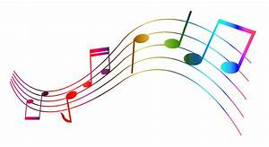 Musical clipart transparent - Pencil and in color musical ...