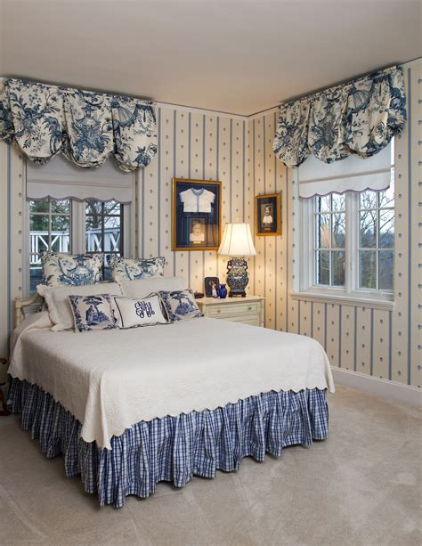 blue and white bedroom bedrooms and bedding
