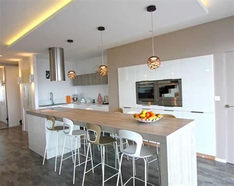 ventilateur pour cuisine exceptionnel cuisine avec ilot central pour manger 7