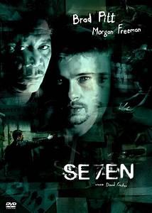 The Geeky Nerfherder: Movie Poster Art: Se7en (1995)  Seven