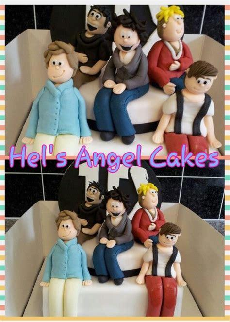 ideas  boyzonecocktail glass cakes