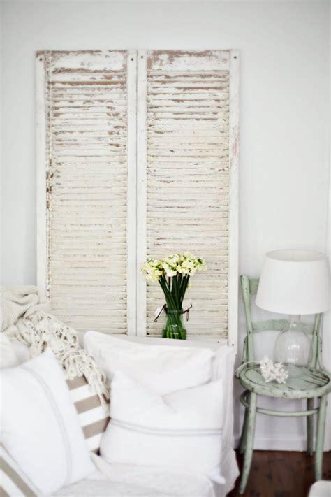 vintage shutters  pinterest distressed shutters