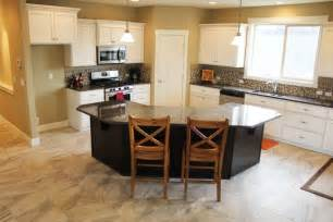 kitchen islands with seating and storage the berkeley new home plan vancouver wa evergreen homes