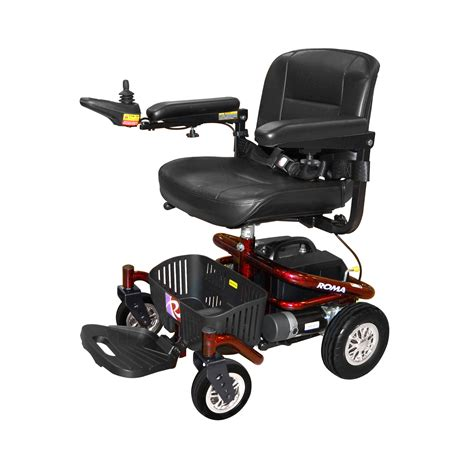 roma reno ii electric wheelchair delivered next day for