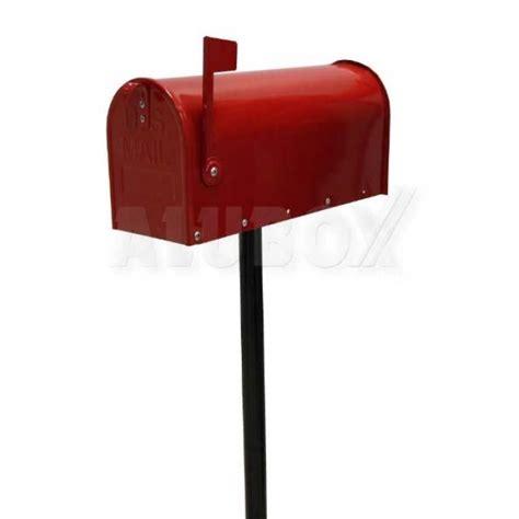 cassetta postale americana cassetta americana della posta verde