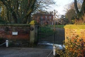 gates  warton hall  bill boaden geograph britain