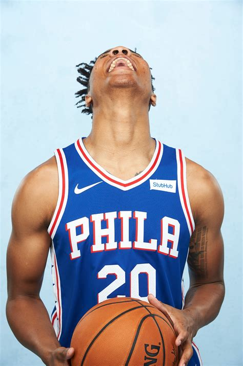 Photos: Markelle Fultz | 2017 Rookie Photo Shoot ...
