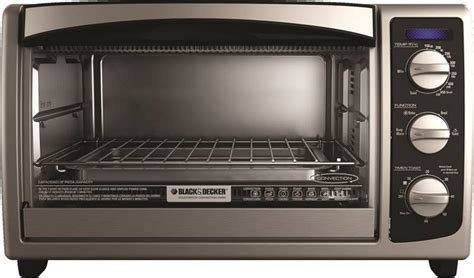 Conventional Toaster Oven by Black Decker To1675b Conventional Toaster Oven 6 Slice