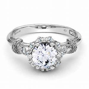 Exquisite wedding rings affordable vintage engagement for Cheap vintage wedding rings
