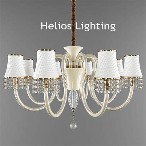 Helios Lighting by 3d Helios Lighting Chandelier Cgtrader