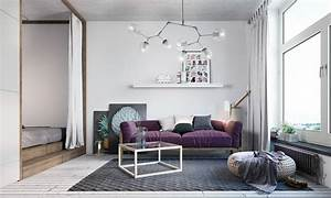 Small, Apartment, Design, With, Scandinavian, Style, That, Looks, Charming
