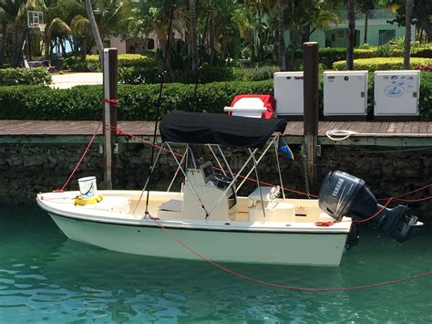 parker cc stuart 1801 fl console center boats 2004 hull upgraded boat florida continental trailer