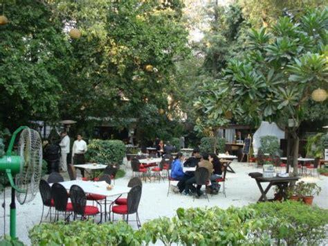 restaurant the garden outdoor picture of lodi the garden restaurant new delhi tripadvisor