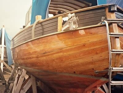 Wood Boat Hull Design by Wood Flexibility And Relationship To Water A Textile