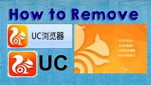 How to Remove UC Chinese Browser Virus 2017 - dreamerBros ...