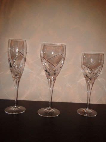 servizio bicchieri cristallo prezzi servizio bicchieri in cristallo annunci bergamo