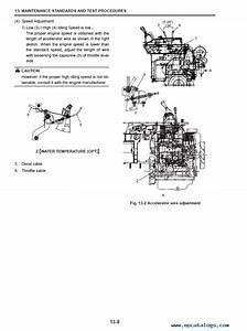 Case Cx40b Cx50b Hydraulic Excavator Shop Manual Pdf