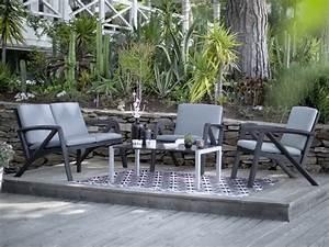 Emejing Salon De Jardin Lounge Elegance Pictures Awesome Interior ...