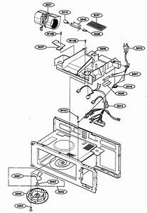 Kenmore Microwave Hood Combo Parts
