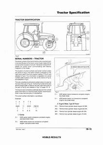 Massey Ferguson Mf 4255 Tractor Service Repair Manual