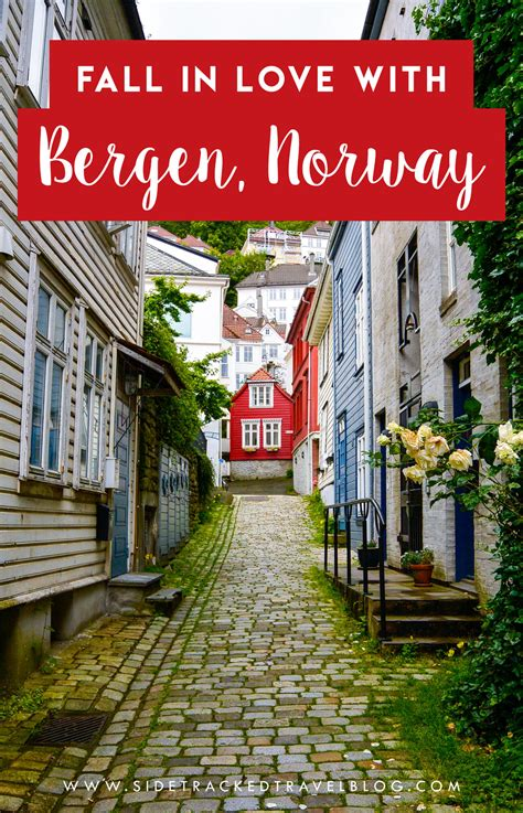 fall  love  bergen norway sidetracked travel blog