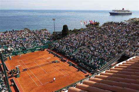 da oggi al via il master 1000 di montecarlo tra mare tennis e terra rossa foto