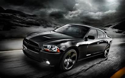 Dodge Challenger Hellcat Background