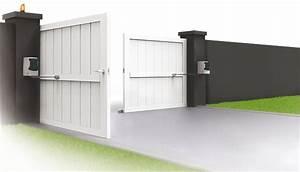 Portail Battant 5 Metres : moteur portail battant discount scs 2 standard scs sentinel ~ Nature-et-papiers.com Idées de Décoration
