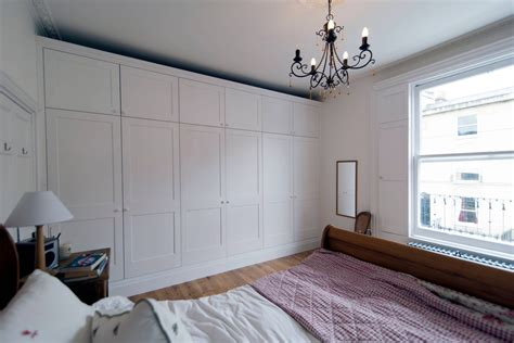 Bedroom White Wardrobes by Wardrobes