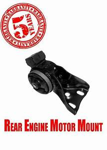 Rear Engine Motor Mount For Mazda Mpv 3 0l 2002