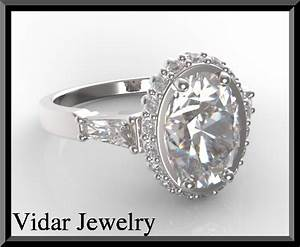 vintage oval diamond engagement ring vidar jewelry With vintage oval wedding rings