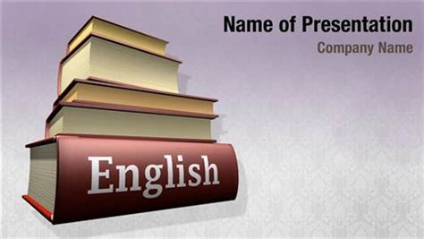 learning english powerpoint templates learning english