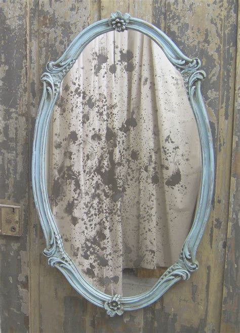 vintage mirror  alice  wonderland