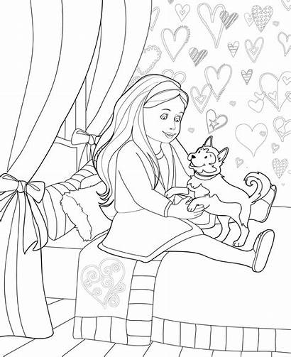 Coloring Books Generation Doll Bed Zoom Ourgeneration