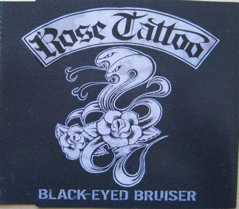 rose tattoo black eyed bruiser cd ep discogs