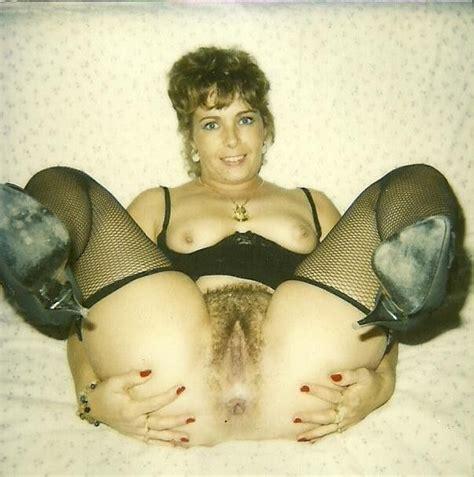 Nude Couple Polaroid
