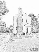 Coloring Plantation Latta Historic sketch template