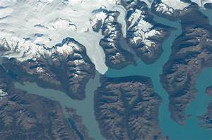 Perito Moreno Glacier  Argentina  Nasa  International Spac U2026