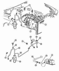 Dodge Durango Spring  Suction Line Coupling  Pluming
