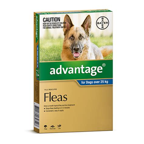 Advantage For Dogs Buy Advantage Flea Treatment For Dogs