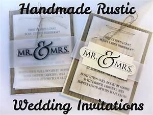 handmade wedding invites stampin up hardwood vellum With handmade wedding invitations stampin up