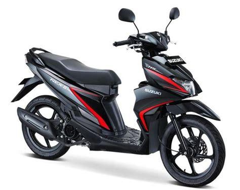 Suzuki Nex Ii Modification by Suzuki Nex Ii In Indonesia From Rm3 913 To Rm4 109
